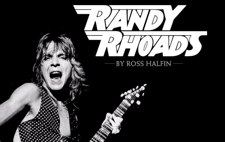 Fotógrafo Ross Halfin anuncia finalização de livro sobre Randy Rhoads