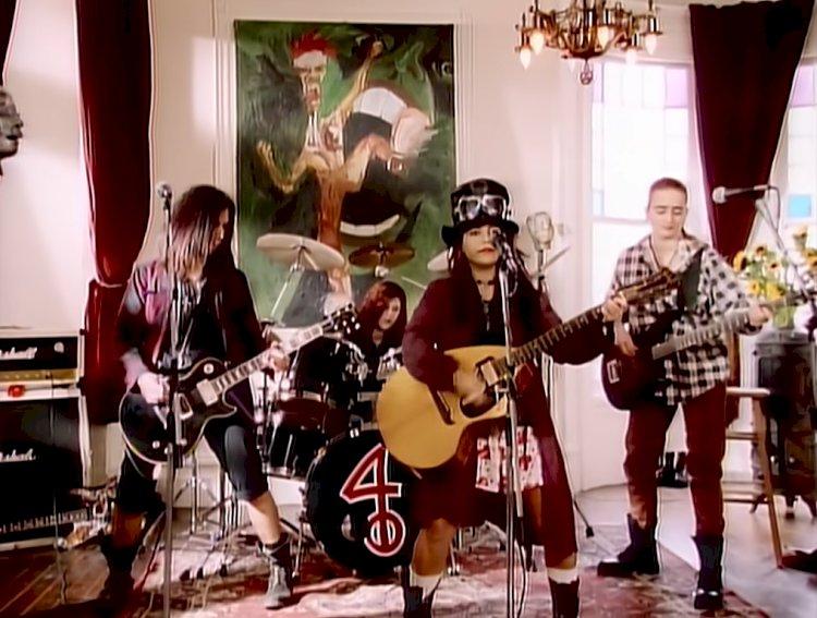 """Clipe de """"What's Up"""", da banda 4 Non Blondes, ganha versão em HD"""