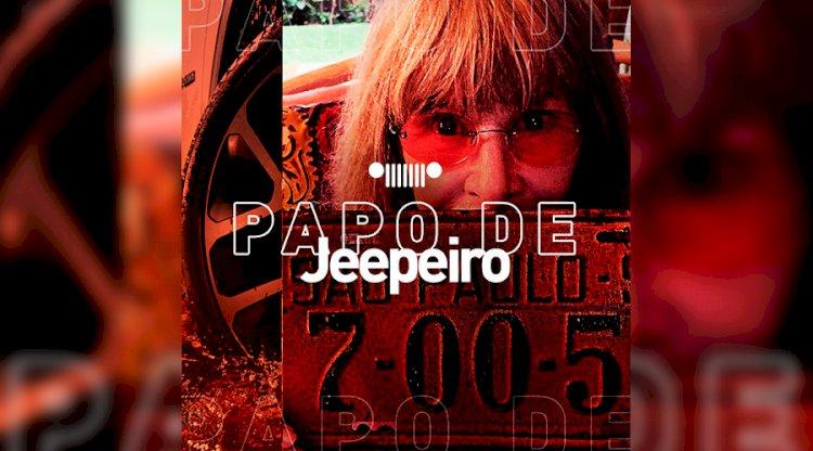 Rita Lee participa do podcast 'Papo de Jeepeiro'