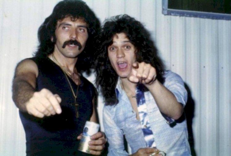 Tony Iommi relembra sua amizade com Eddie Van Halen