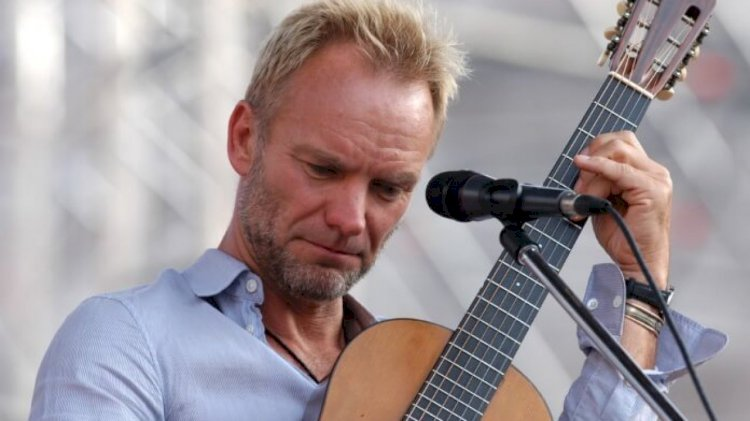 Sting admite que se arrepende da reunião do The Police