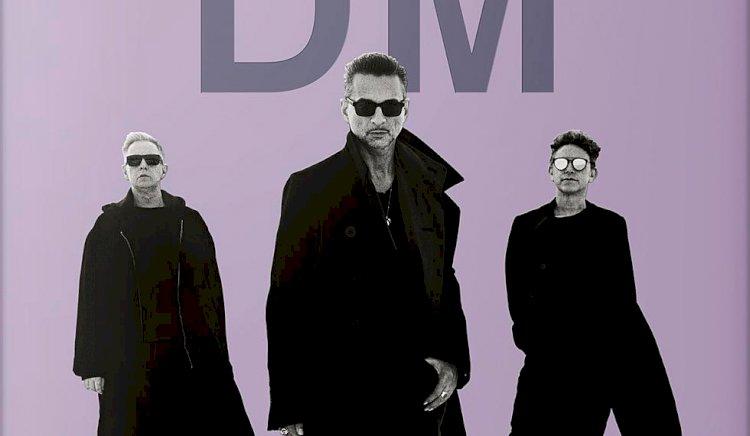 Depeche Mode anuncia nova edição de livro com mais de 500 fotos por Anton Corbijn
