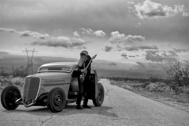 Billy Gibbons, do ZZ Top, anuncia novo álbum solo