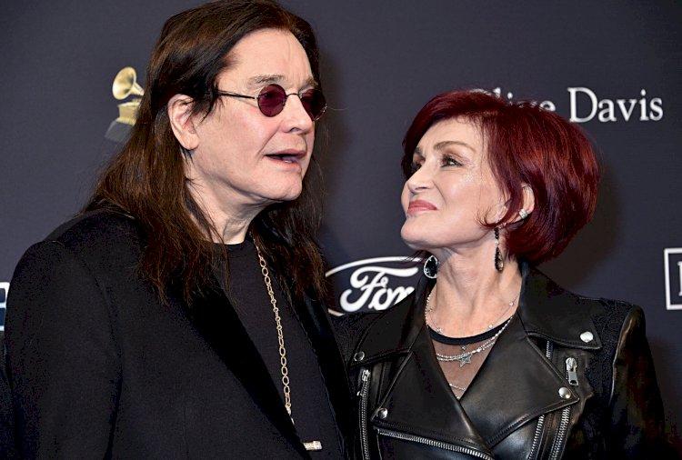 Ozzy Osbourne defende Sharon Osbourne após discussão sobre racismo