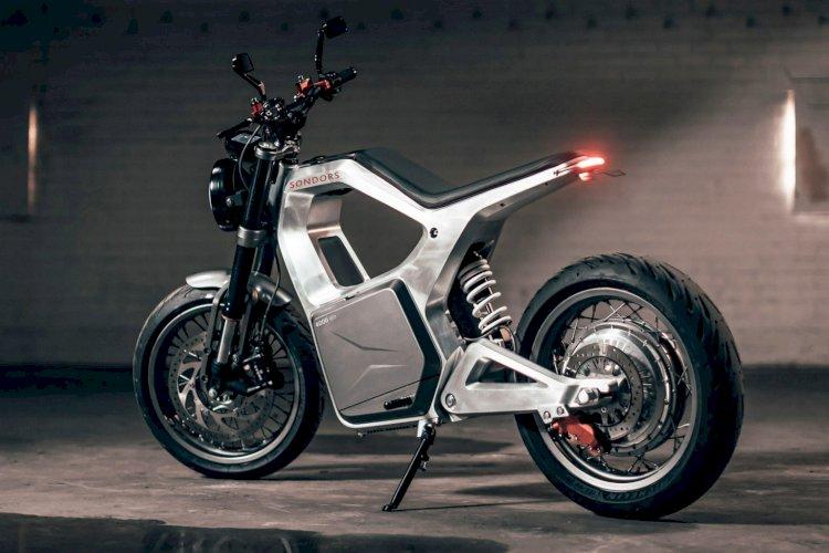 Sondors Metacycle: nova moto elétrica com visual futurista e preço acessível
