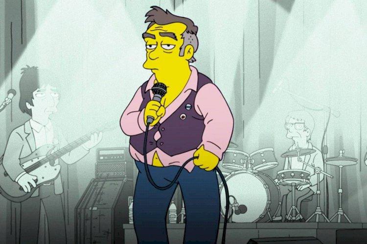 Morrissey diz que não tem dinheiro para processar a produção dos Simpsons