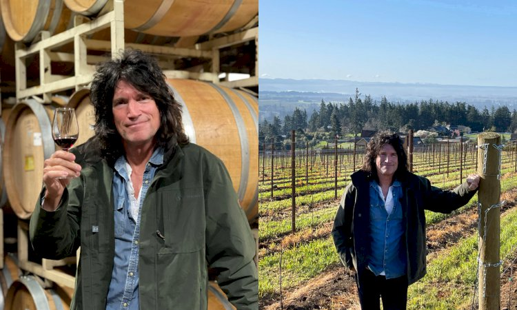 Tommy Thayer, guitarrista do KISS, anuncia compra de vinícola