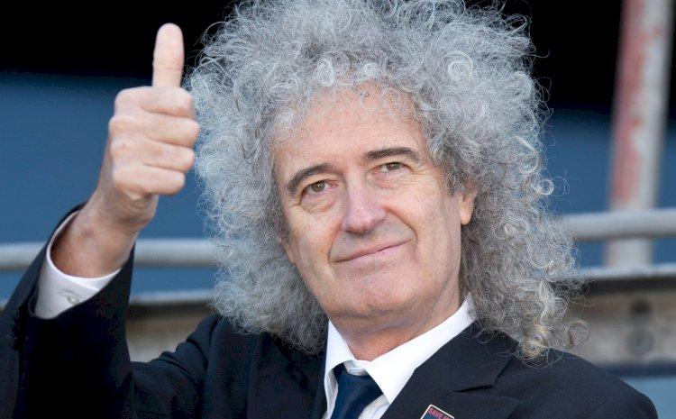 Brian May diz que está pronto para voltar a fazer música depois de quase morrer no ano passado