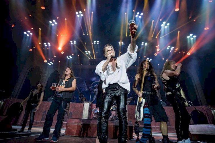 Iron Maiden fica em 4º lugar na votação popular do Rock & Roll Hall Of Fame