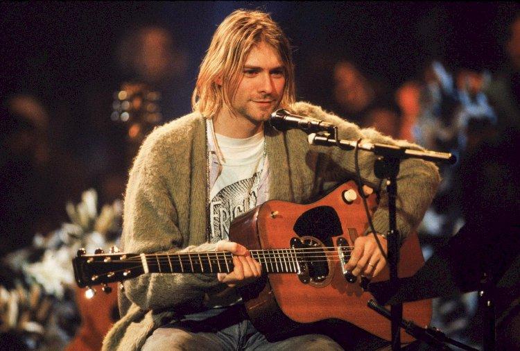 Cabelo de Kurt Cobain é vendido por mais de 14 mil dólares em leilão