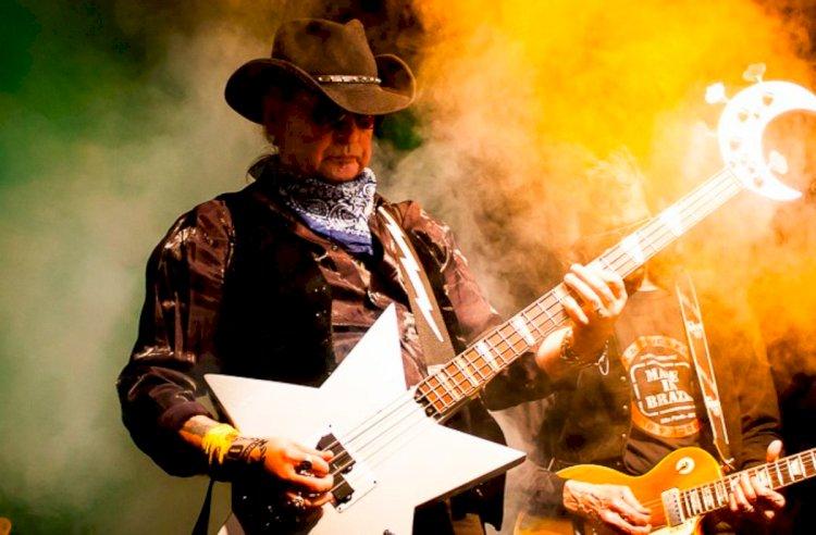 Oswaldo Vecchione, do Made in Brazil, promete não deixar o rock morrer