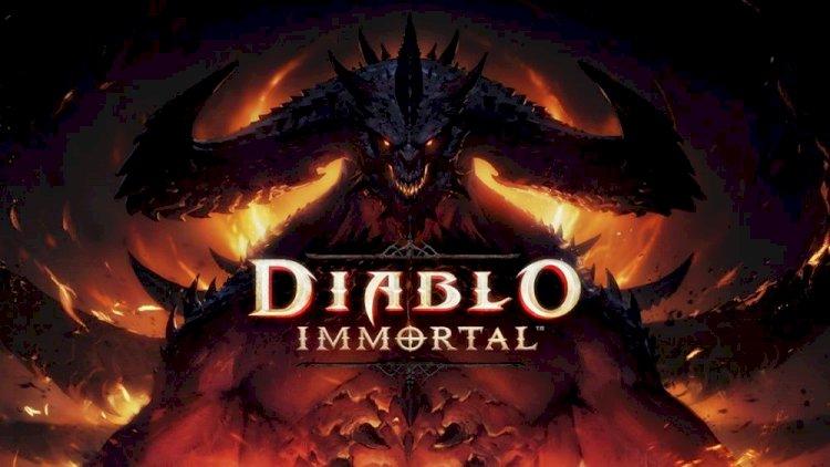 Lançamento de Diablo Immortal é confirmado para 2021