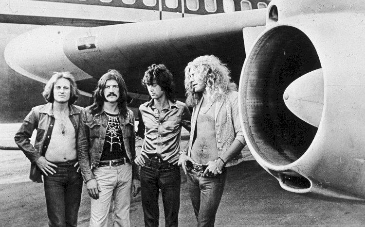 Whole Lotta Love, do Led Zeppelin, é eleito o melhor riff de guitarra de todos os tempos