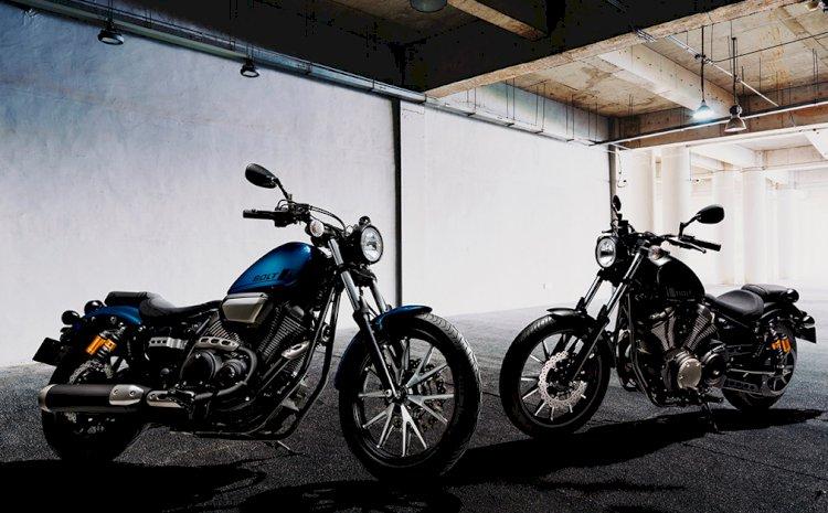 Yamaha lança nova moto custom no Japão
