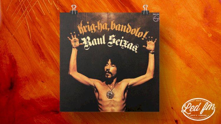 Completa 48 anos o primeiro álbum de Raul Seixas em sua carreira solo.