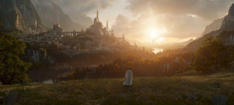 O Senhor dos Anéis (série) ganha data de estreia e surge a primeira imagem