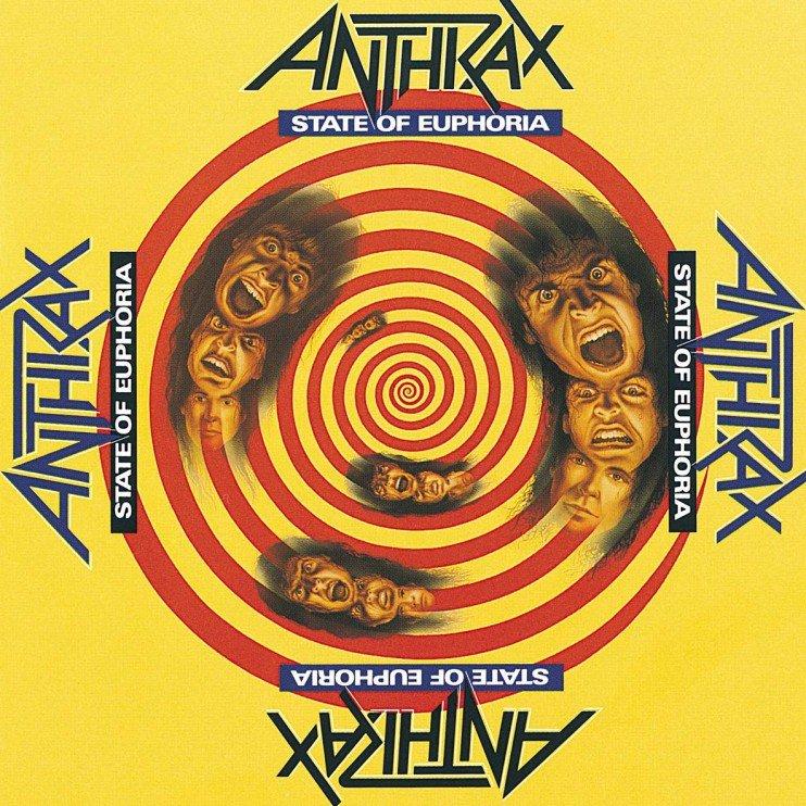 Anthrax: Diversão com ambição