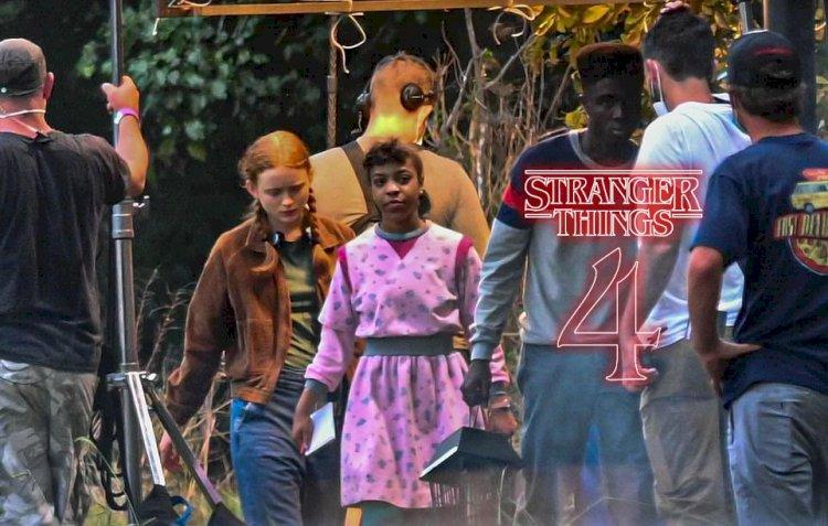 Netflix revela estreia da 4ª temporada de Stranger Things com teaser