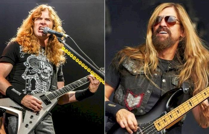 Megadeth - Um velho conhecido irá se juntar a banda para turnê