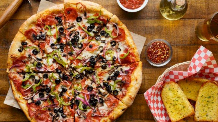 Alguém aqui gosta de Pizza?