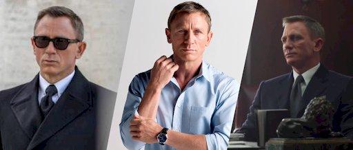 Herança é bastante repugnante, diz Daniel Craig, que não quer legar toda a sua fortuna para suas filhas