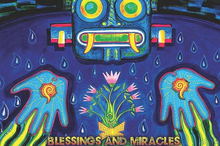 Chegando novo álbum do Santana em Outubro - Blessing and Miracles