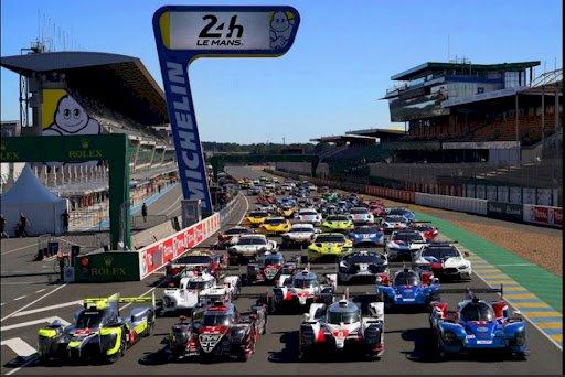 Nas 24 Horas de Le Mans - Toyota e Ferrari são os grandes vitoriosos