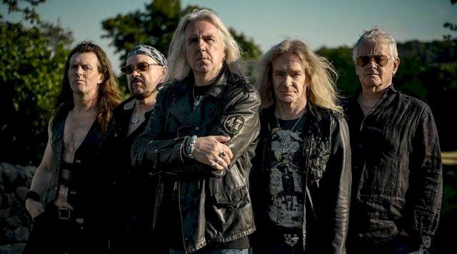 Saxon: Data oficial de lançamento do novo álbum anunciada