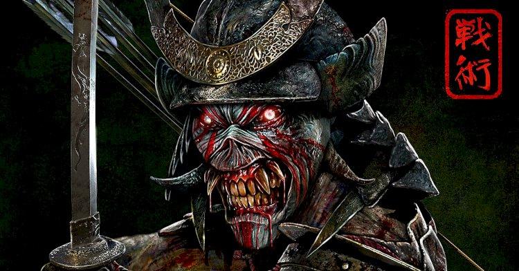 Iron Maiden paranóico?