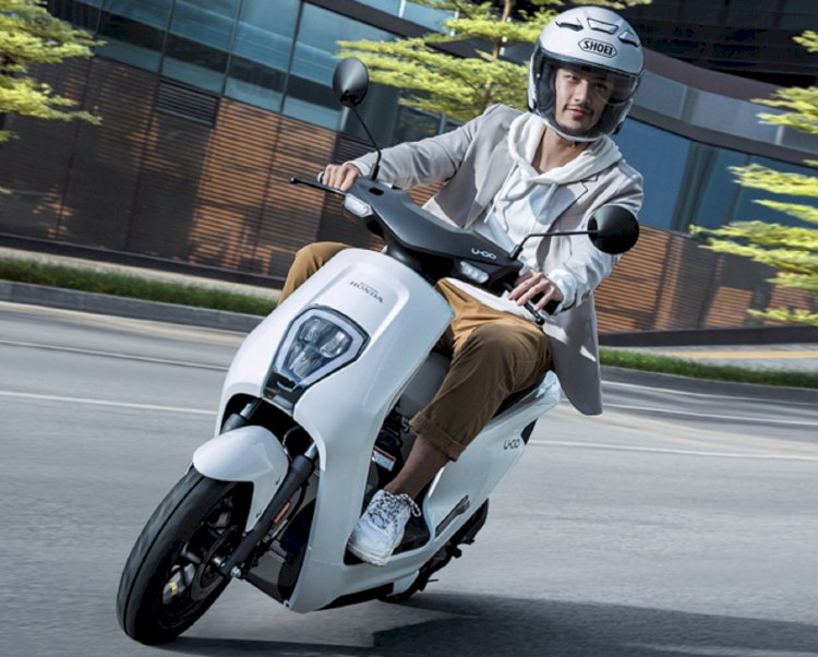 U-GO: Honda lança moto elétrica