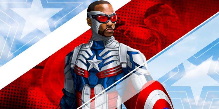 Anthony Mackie fecha acordo para estrelar filme Capitão América 4 da Disney/Marvel