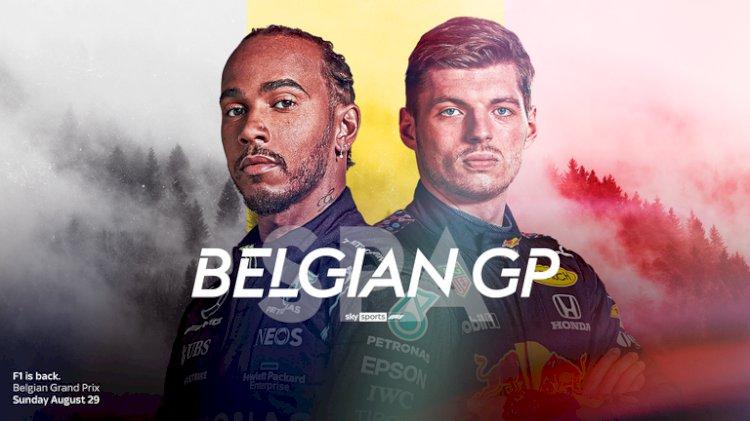 FÓRMULA 1 – GP da Bélgica – 2021