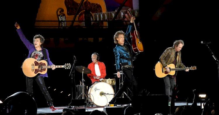 Rolling Stones continuarão com a turnê em homenagem à Charlie Whatts
