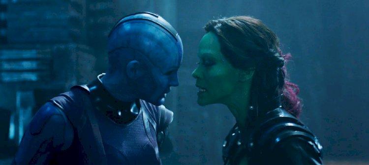 Guardiões da Galáxia Vol. 3 será sobre Gamora e Nebulosa, diz Seth Green