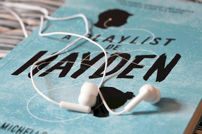 Livro: A Playlist de Hayden