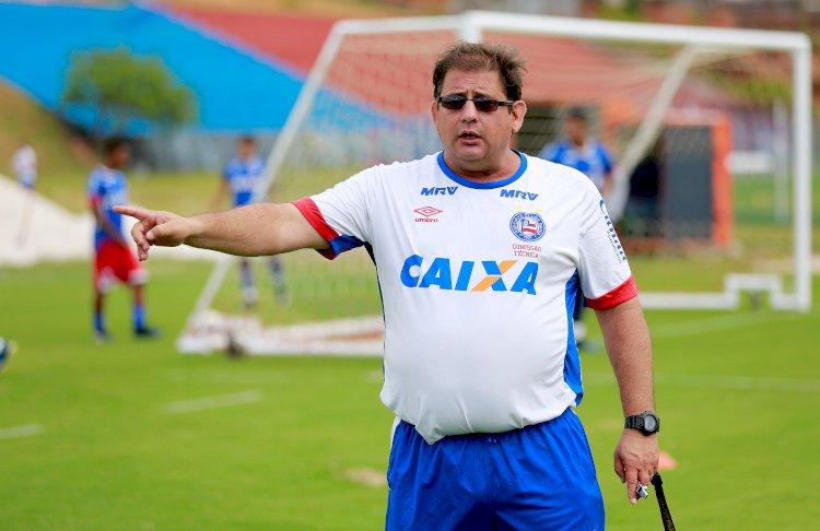 Mais uma troca de treinador no brasileirão