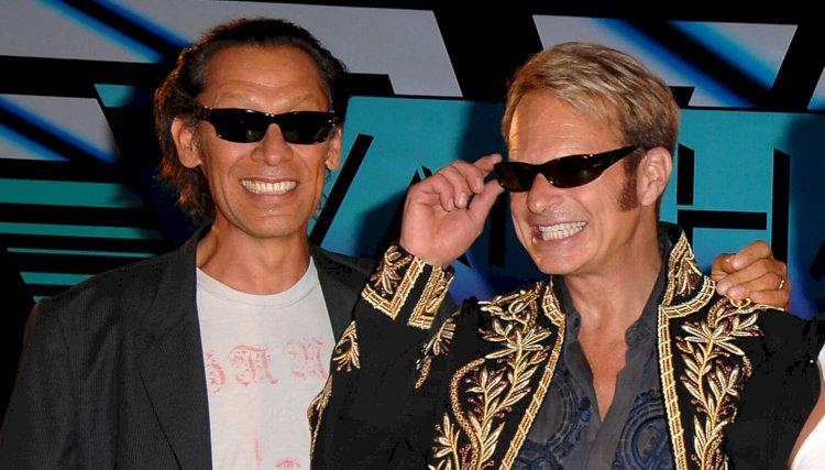Alex Van Halen participará dos últimos cinco Shows de David Lee Roth